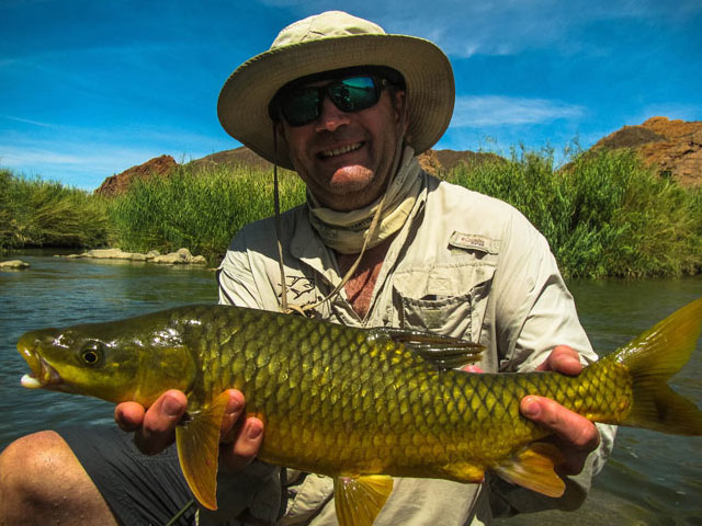 Upington Attractions | Fishing in Upington