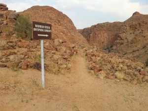 Upington Attractions | Riemvasmaak