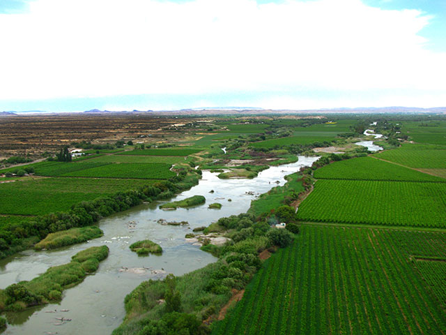 Upington Attractions | The Mighty Orange River in Upington